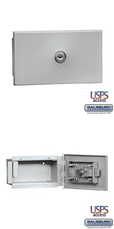 Mailboxes and Slots 20599: Salsbury Key Keeper - Aluminum - Recessed Mounted - Usps Access-Mailbox 1090Au -> BUY IT NOW ONLY: $47.63 on eBay!