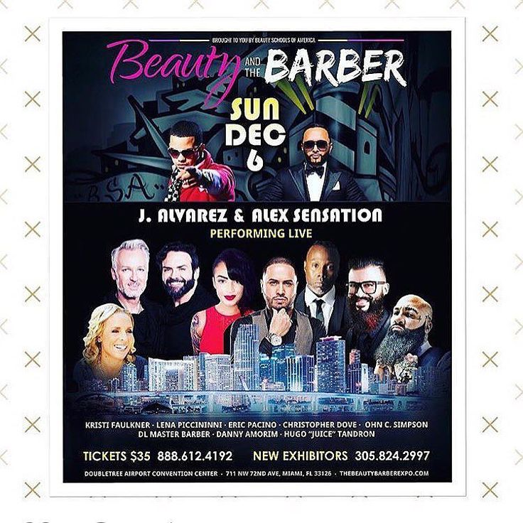 Attention my Peace Love Mimi Followers! This Sunday Dec 6 I will be attending Beauty and the Barber. This event is being thrown by Beauty Schools of AMERICA and is open to all MUAS hairstylists Barbers and the general public! Check out http://ift.tt/1MaUrn9 for more details!  #bsa #beauty #beautyblog #beautyblogger #miami #miamiblog #miamiblogger #miamibeauty #mua #muas #hair #barber #miamimuas #miamimua #miamihair #miamihairstylist #miamibarber #bsathebloggerway #peacelovemimi #fashion…