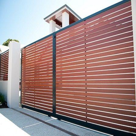Slide Gates | Kula Fencing