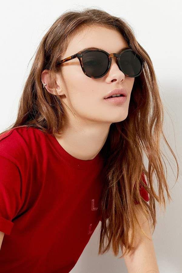 899ea23d5f Le Specs Bandwagon Round Sunglasses