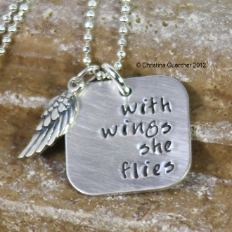 """""""with wings she flies""""...simply beautiful.  $72"""