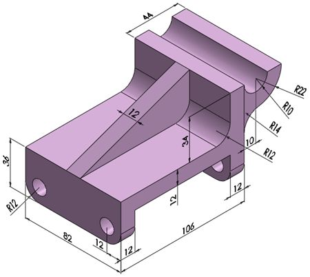 Solidworks Exercise 1 Solidworks Exercise 2 Solidworks Exercise 3 Solidworks Exercise 4 Solidworks Exercise 5 Rod / Shaft Support: Shafts, too, are a basic, important and very common machine element. A shaft is usually designed to perform a specific task in a specific machine. In general, a rotating member used for the transmission of power is called shaft. A shaft known variously as a DRIVESHAFT, TAILSHAFT or CARDAN SHAFT (and sometimes as a JACK SHAFT). It is used to transmit power and ...
