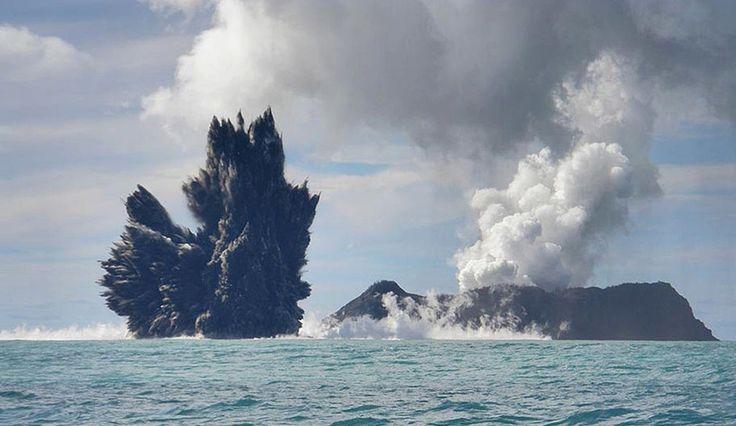 Volcano Eruption In Alaska: Flights May Be Disrupted   Aviation Blog