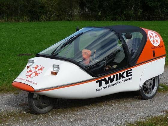 TWIKE 653 actieve figuur No.1