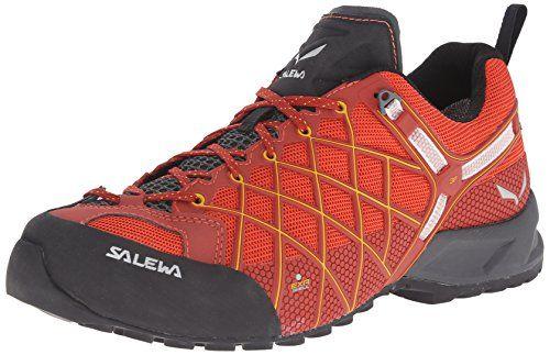 SALEWA MS WILDFIRE S GTX, Herren Trekking- & Wanderhalbschuhe, Rot (Indio/Nugget Gold), 44 EU (9.5 Herren UK) - http://on-line-kaufen.de/salewa/44-salewa-herren-trekking-und-wanderhalbschuhe-3