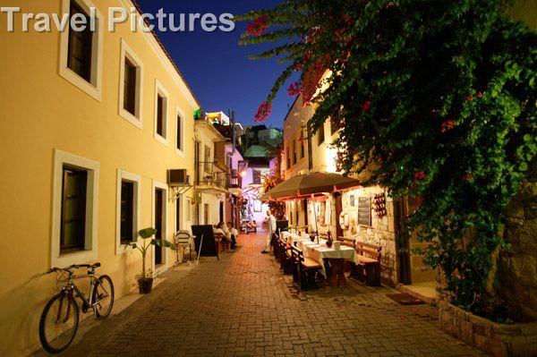 Marmaris, Town Street at Night, 9084262, Turkey, Europe, Marmaris ...