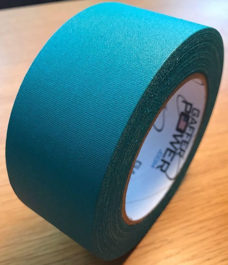 Gaffer Power Teal Gaffer Tape 2 Inch X 30 Yds