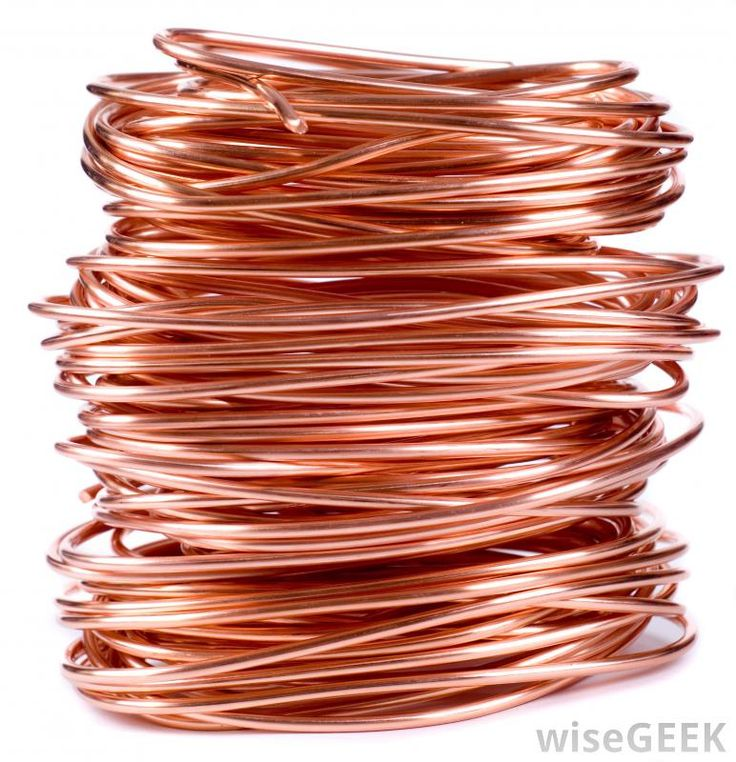 Copper is a nonferrous mineral related to silver and gold. Highly conductive of electricity and heat, copper is often used for...