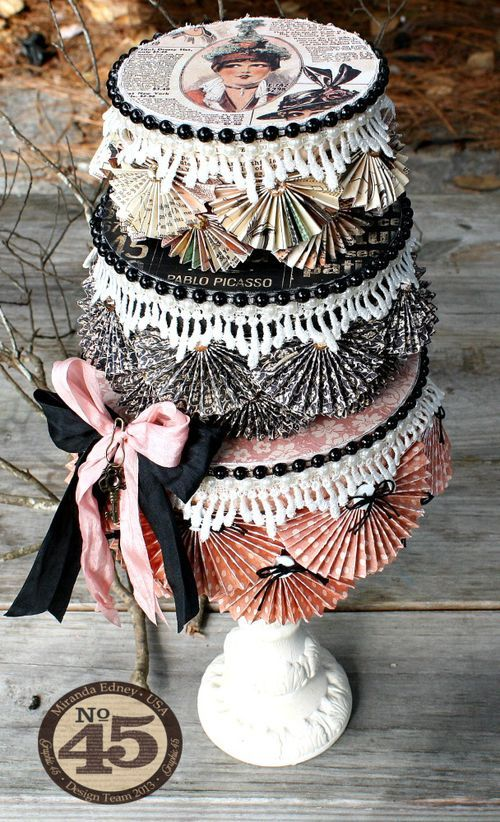 Cake Art Miranda : 17 Best images about graphic 45 on Pinterest Graphics ...