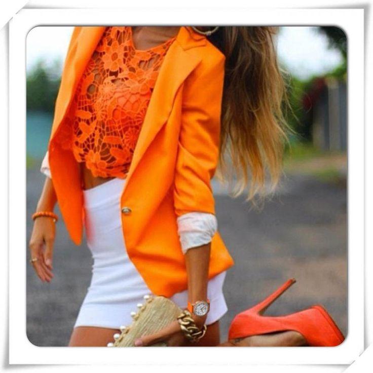 Marc Coblen Orange. Horlogeboetiek loves it!