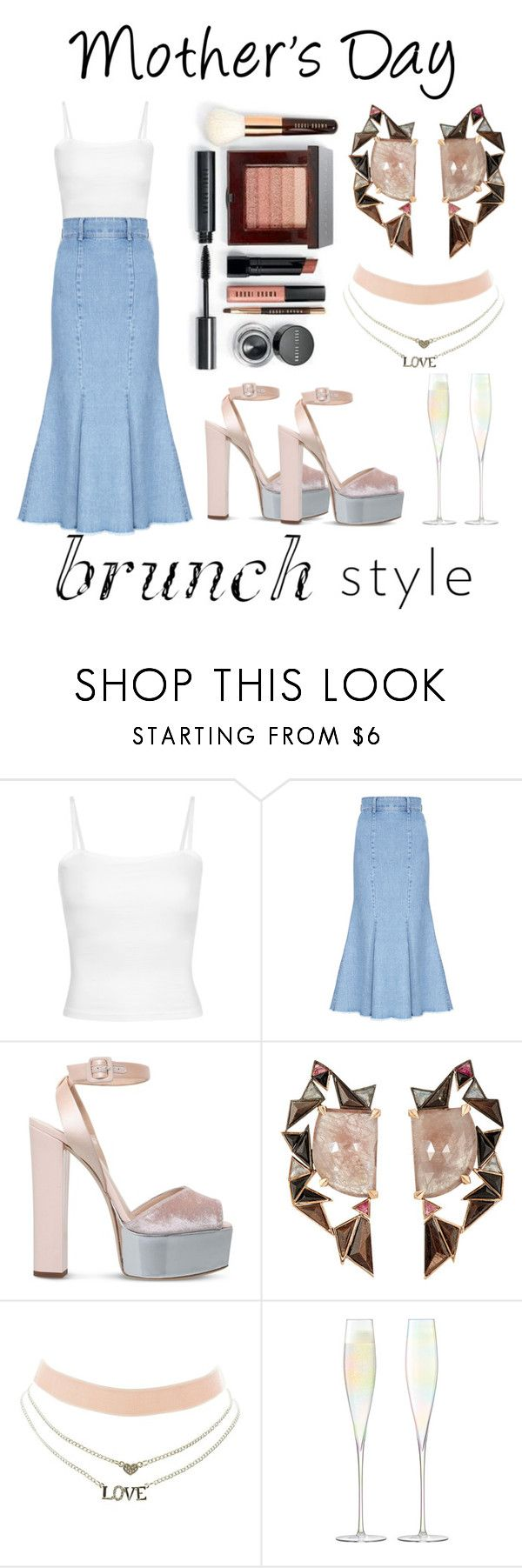 """""""Untitled #568"""" by mahiganatra ❤ liked on Polyvore featuring FLOW the Label, Giuseppe Zanotti, Nak Armstrong, Charlotte Russe and LSA International"""