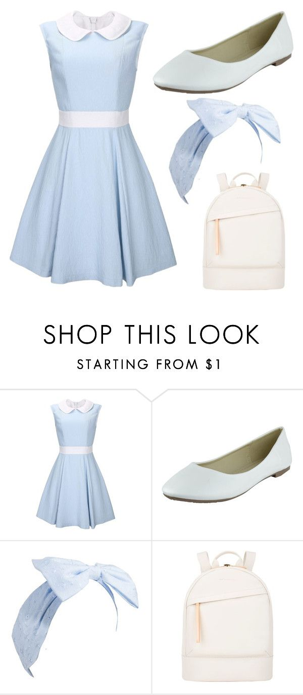 """Summer wear, half preppy"" by newlook101 on Polyvore featuring Want Les Essentiels de la Vie"
