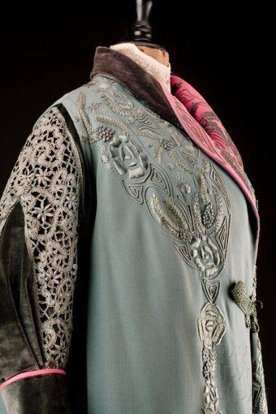 Plášť dámský | B. Metzeles Herrenschneider | 1903 | Www.Esbirky.Cz | CC0