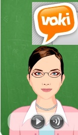 Voki - make your own avatar http://www.voki.com  Great for online classes and tutorials!