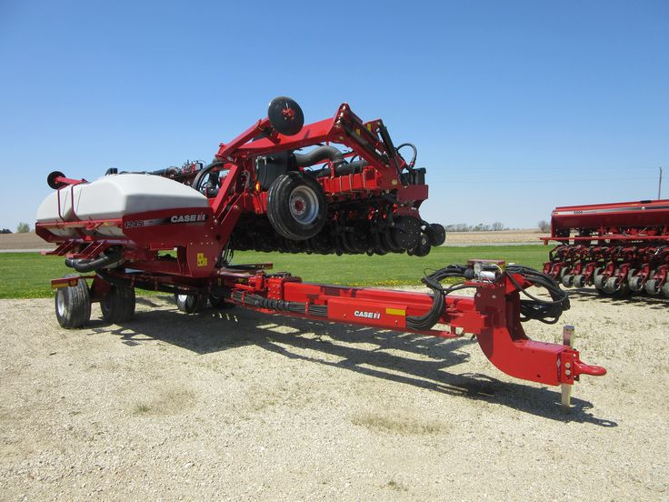 23 Row Caseih 1245 Planter Caseih Equipment Case Ih Tractors