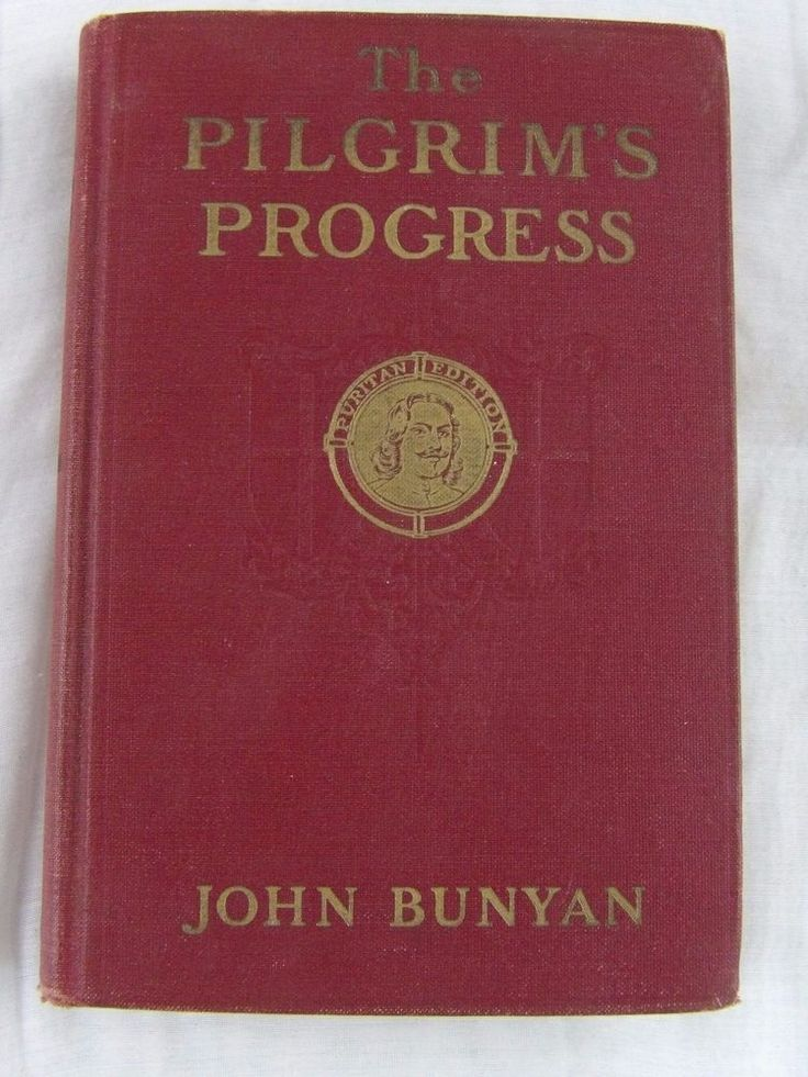 The Pilgrim's Progress 1903 The Puritan Edition 31 Illustrations | Books, Antiquarian & Collectible | eBay!