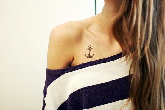 Anchor Tattoo : Pic Station