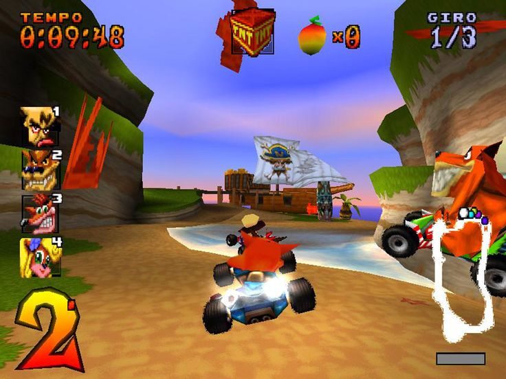 Crash tag team racing скачать
