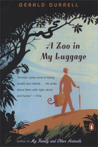 Fans of Gerald Durrells timeless classic My Family and Other Animals will love this hilarious tale, which finds him as an adult still charmed by his beloved animals. A Zoo in My Luggage begins with an