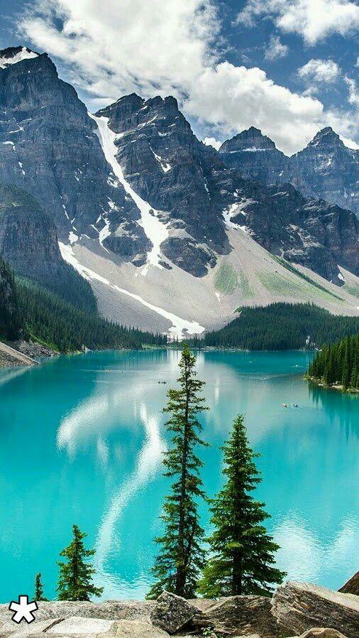 Banff national park in Canada-Lake Morine
