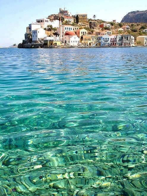 Kastelorizo Island, Greece: Places To Visit, Buckets Lists, Ocean Beaches, Beautiful Places, Places I D, Destinations Wedding, Greek Islands, Kastelorizo Islands, Travel Destinations