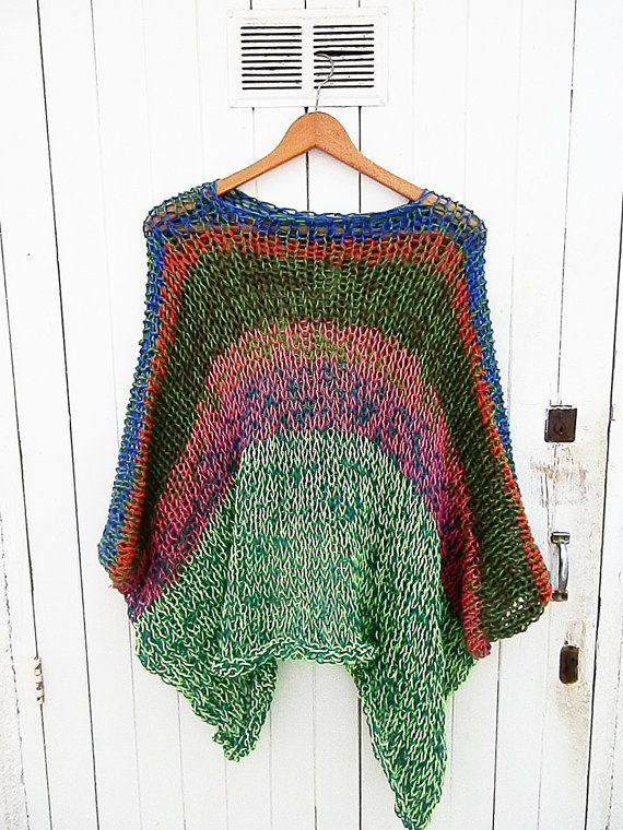 This beautiful over-sized It is unique but also very universal and practical in use. It can be worn by women of every age and nearly every size.
