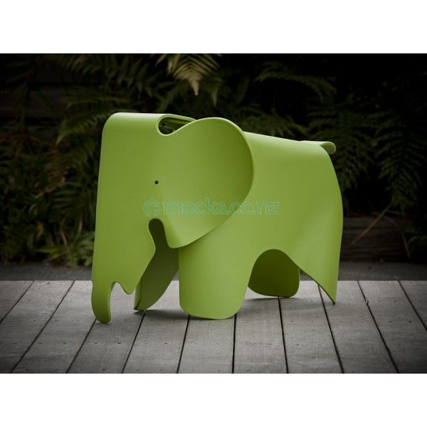 Elephant chair in the play room