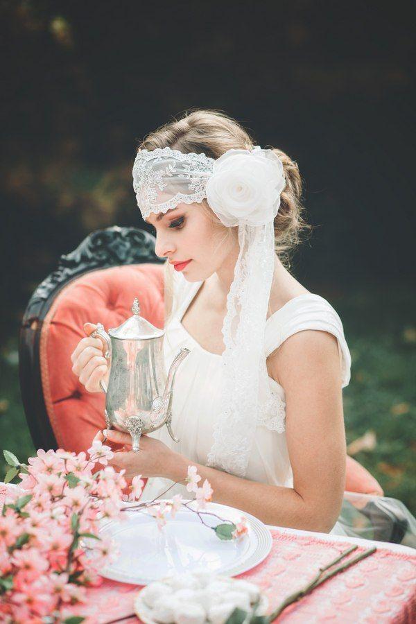 Bohemian Tea Party Wedding Inspiration