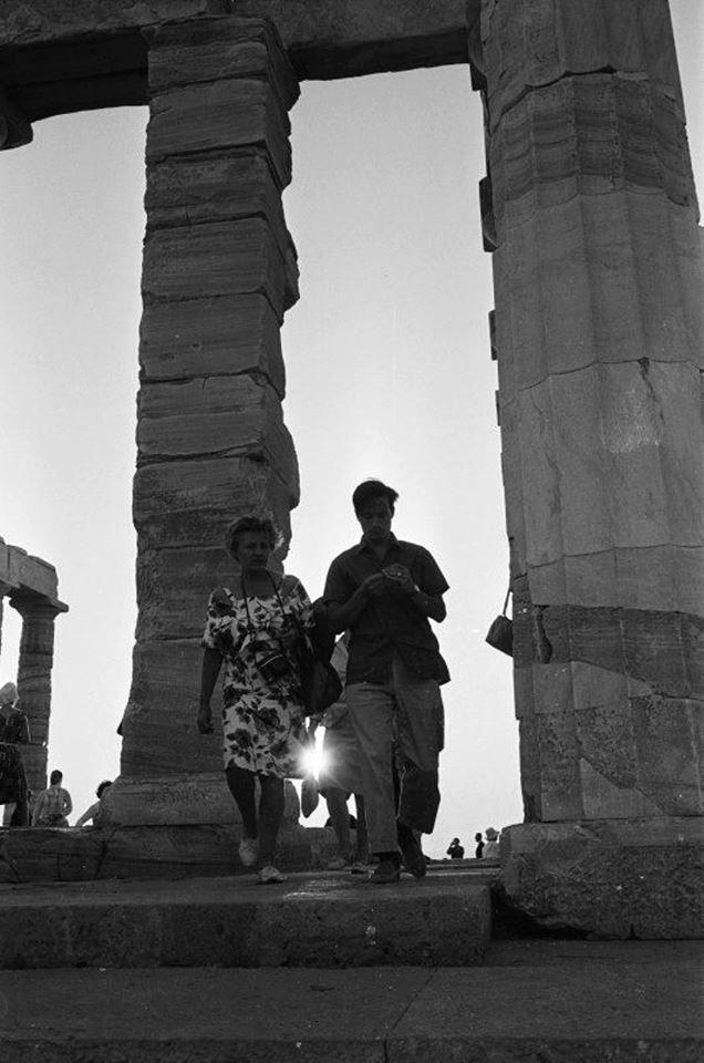 HARRY WEBER ΣΟΥΝΙΟ - 1964 - ΣΤΟΝ ΝΑΟ ΤΟΥ ΠΟΣΕΙΔΩΝΑ