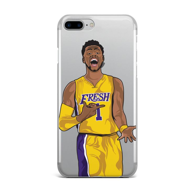 D'ANGELO RUSSELL ICE IN MY VEINS CUSTOM IPHONE CASE