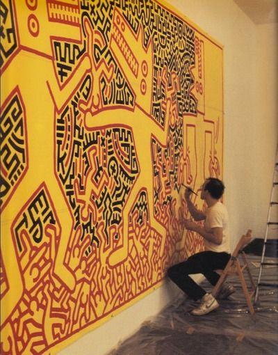 Modern Artist Keith Haring