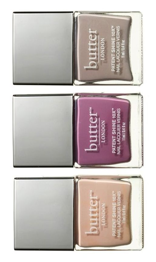 currently crushing on this set of nail colors the shades include shop girl