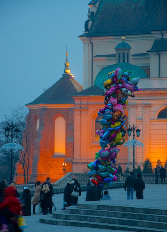 Warsaw, Poland Copyright: Burak Erek