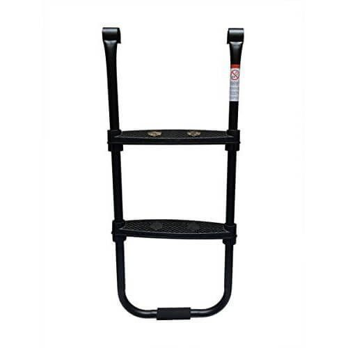 Trampoline 2 Step Adjustable Ladder