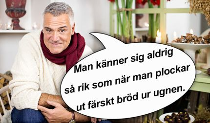 """Hela Sveriges mysfarbror Ernst Kirchsteiger är äntligen tillbaka i rutan med """"Sommar med Ernst"""". Men är det någon som fattar vad han egentligen säger? Vihar samlat ihop hans 11 bästa citat"""