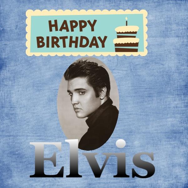 The 25+ Best Happy Birthday Elvis Ideas On Pinterest