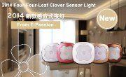 E-Passion Newsletter: Four-Leaf Clover #Sensor #Light, Beginning of June