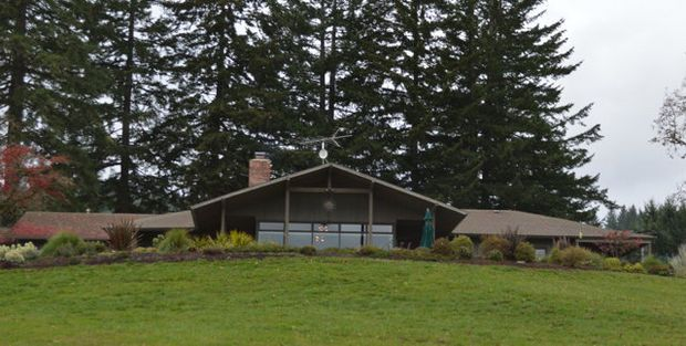 Oregon wine county Northwest modern residence for turkey tycoon by Portland architect Pietro Belluschi was once named 'most progressive house' in U.S. | OregonLive.com