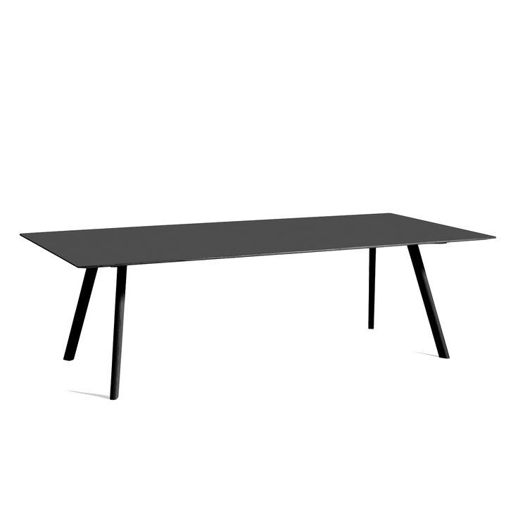 CPH 30 spisebord 250x90, svart eik i gruppen Møbler / Bord / Spisebord hos ROOM21.no (132043)