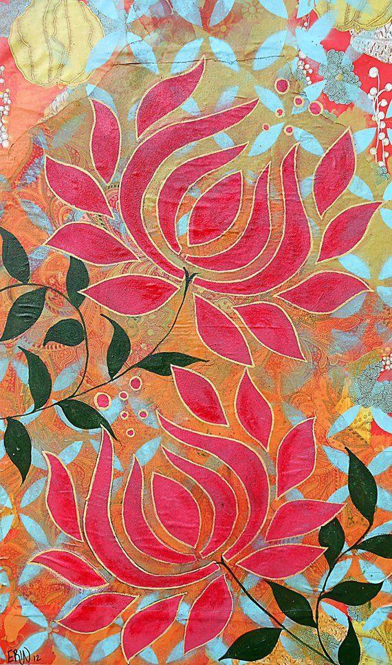 Lotus Flower Print Products In 2019 Flower Prints Lotus Flower