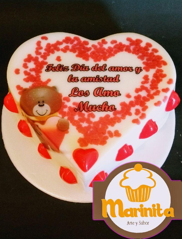 Feliz día del amor y la amistad a todos nuestros amados clientes y seguidores! Gracias por apreciar y disfrutar nuestros deliciosos productos como nuestra gelatina rellena de maracuyá con dulce de maracuyá y leche condensada para acompañar!