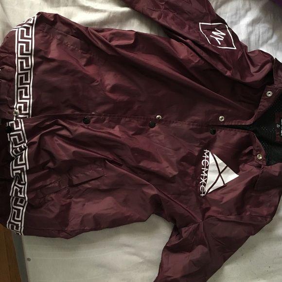 Mcm jacket Very rare jacket worn twice MCM Jackets & Coats Utility Jackets