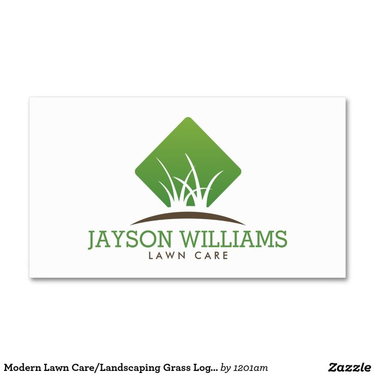 21 best Lawn care images on Pinterest | Lawn service, Business cards ...