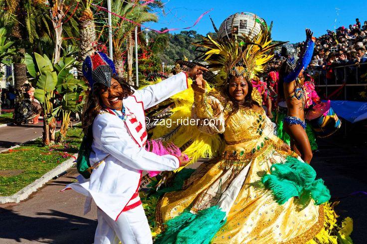 Carnaval de Nice 2016: la bataille des fleurs. -  #bataille #carnaval #carnavaldenice #chars #corso #defilé #fleurs #nice #parade #promenadedesanglais