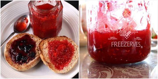 Freezer jams