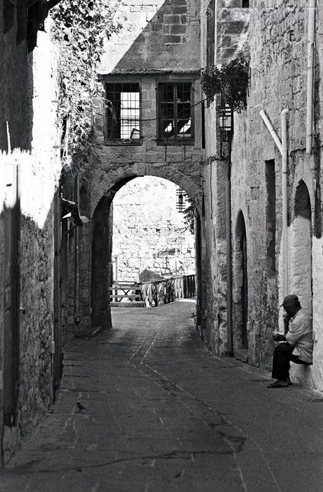 Timeless Afternoon - Old Town, Rhodes