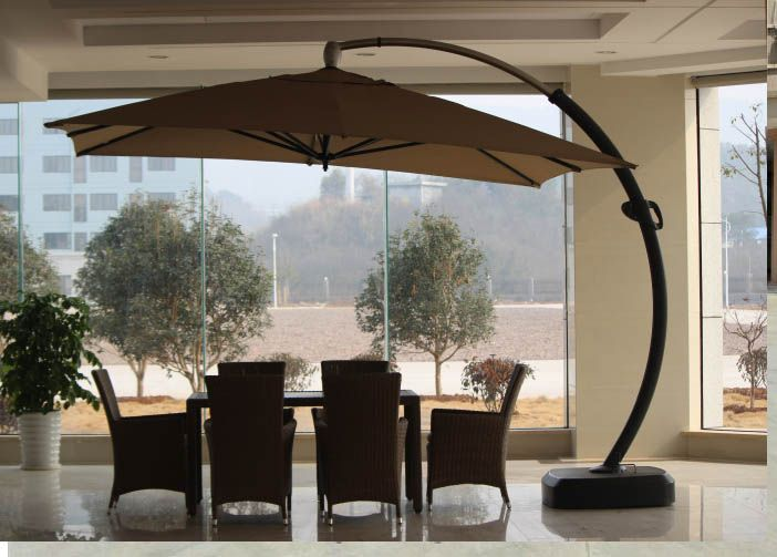 Большие площади в Риме зонтик навес патио на открытом воздухе зонтики большой пляж стенд