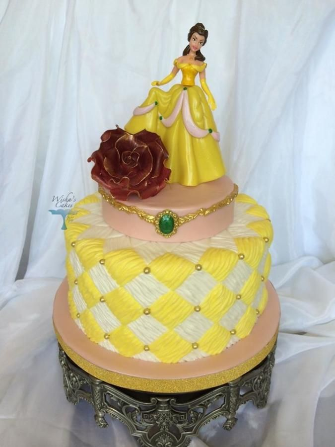 BELLE by wisha's cakes