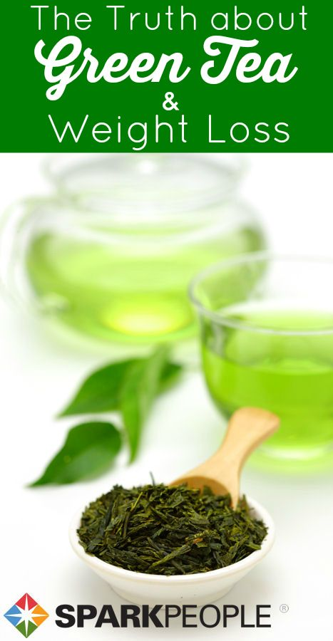 Can You Lose Weight Drinking Decaffeinated Green Tea