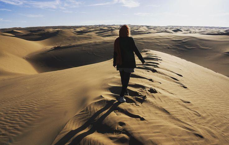 @enarasacha #bidaia #iran #maranjab #desert #irannature #thetrip #irantravel #paisajes #travellerwomen #beautifullandscape #picoftheday #wanderlust #liveyourlife #travellerwomen